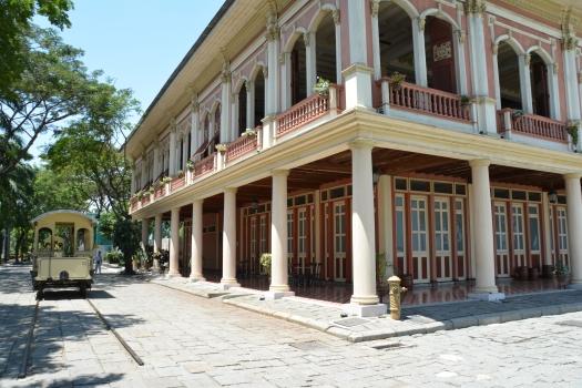 Guayaquil Parque Historico Ecuador
