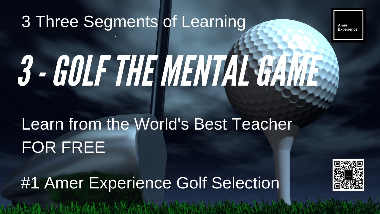 Golf The Mental Game Instruction Video