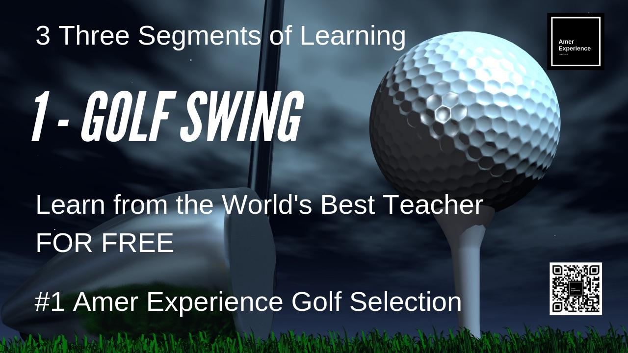 Golf Swing Instructional Videos
